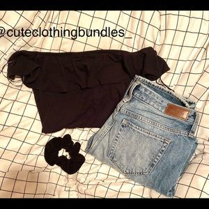 edgy outfit bundle